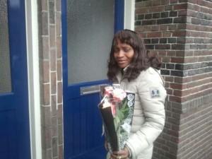 Claudia Stichting Nooit Alleen