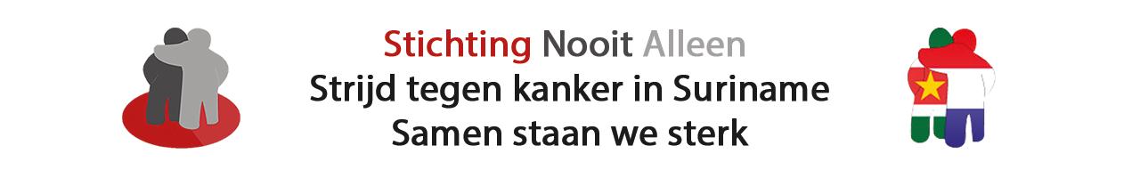 Stichting Nooit Alleen Logo