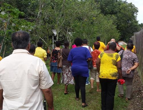 Lotgenoten bijeenkomst in Vlinderpark